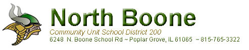North Boone Community Schools | powered by schoolboard.net